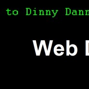 Welcome to Dinny Danny Dong: Website Design